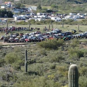 Arizona Classic Bronco Stampede