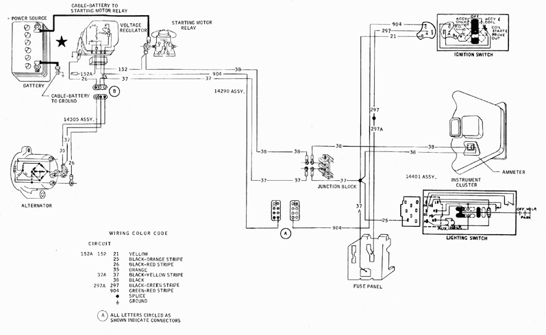 Holley Dominator Wiring Diagram from www.earlybronco.com
